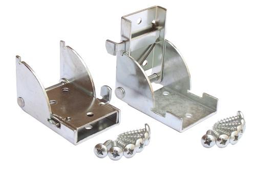 Locking Hinges For Table Legs Pair of Locking Leg Hinges