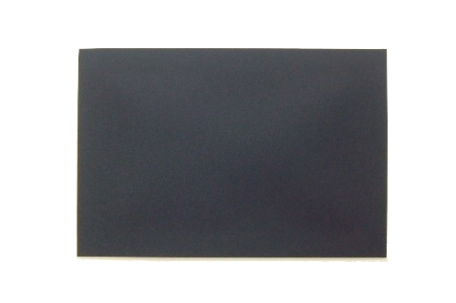 "Black Plasticard Styrene Sheet 220mm x 325mm x 0.75mm (0.030"") 30 thou"