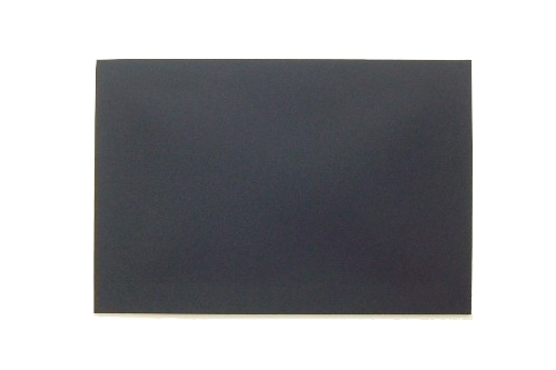 "Black Plasticard Styrene Sheet 220mm x 325mm x 1.5mm (0.060"") 60 thou"